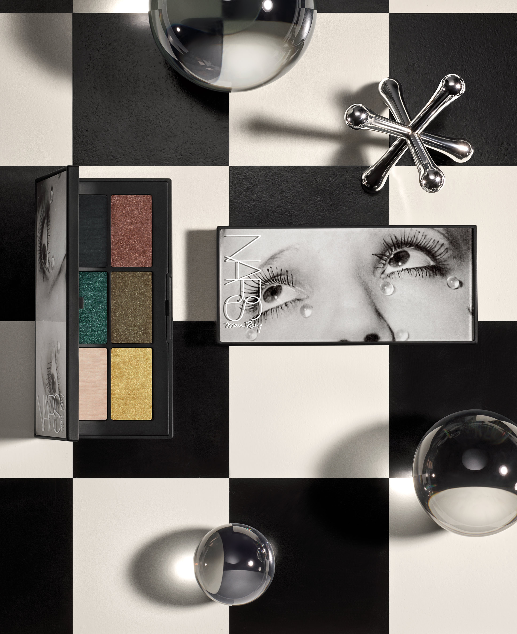Man Ray for Nars Holiday Collection