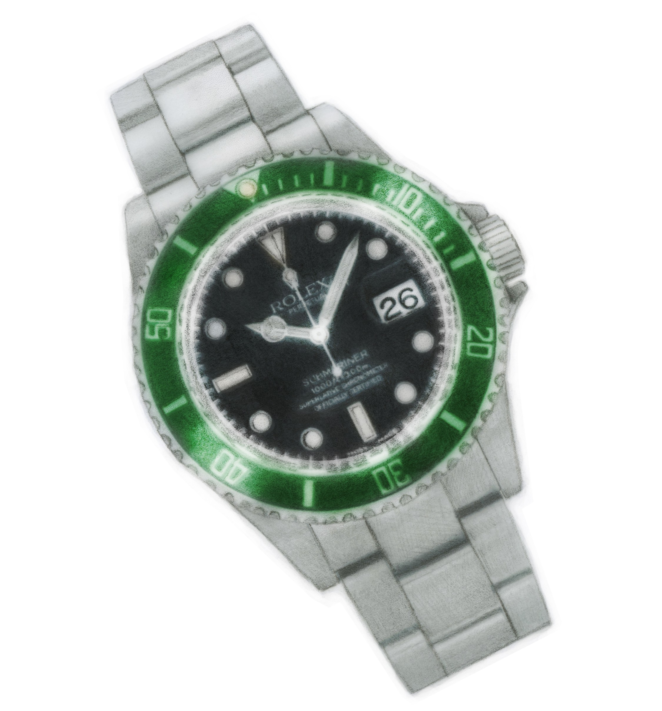 Language of Rolex
