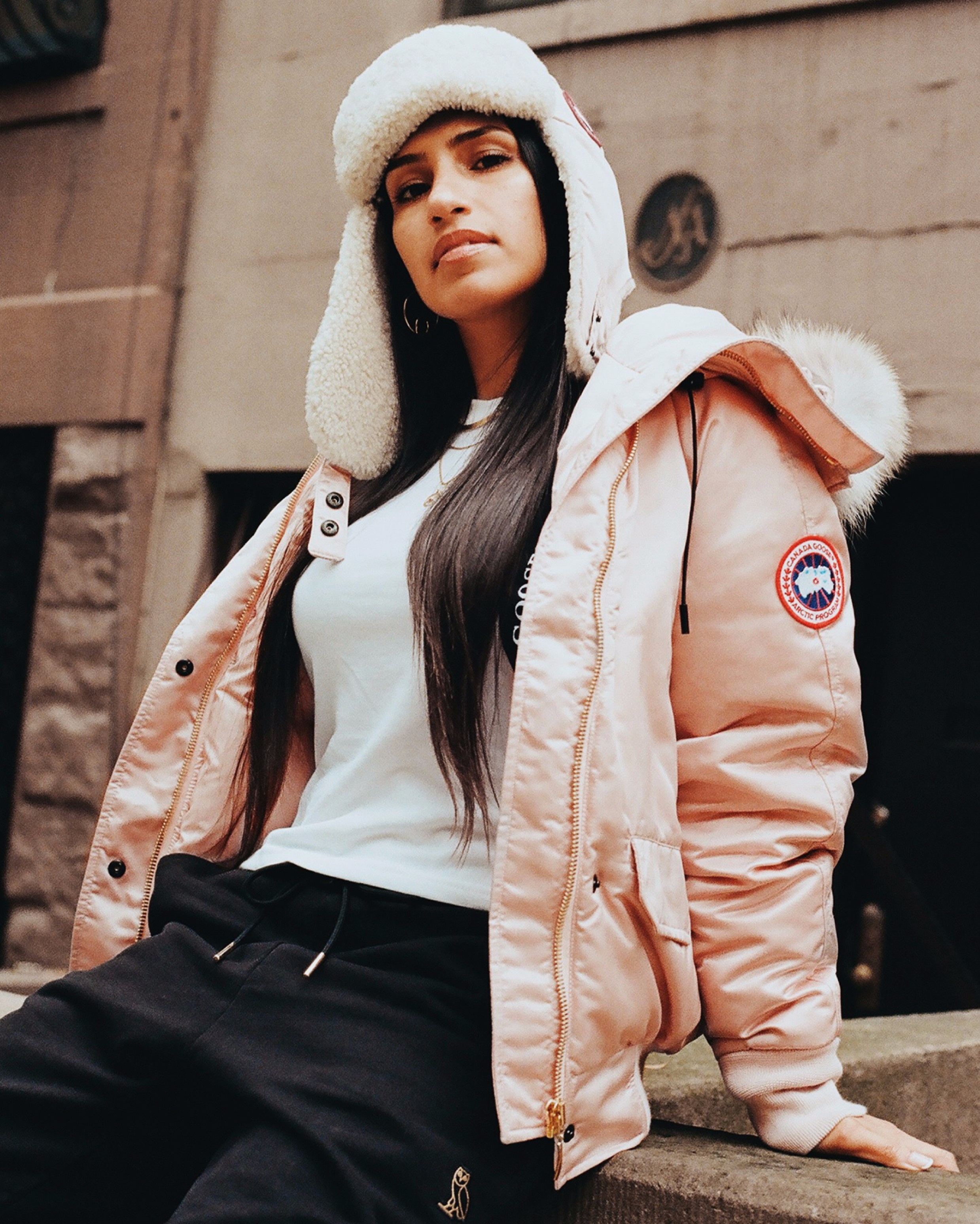 Drake's latest collaboration with Canada Goose is what