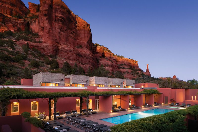 Sedona's Epicenter of Luxury Holistic Wellness