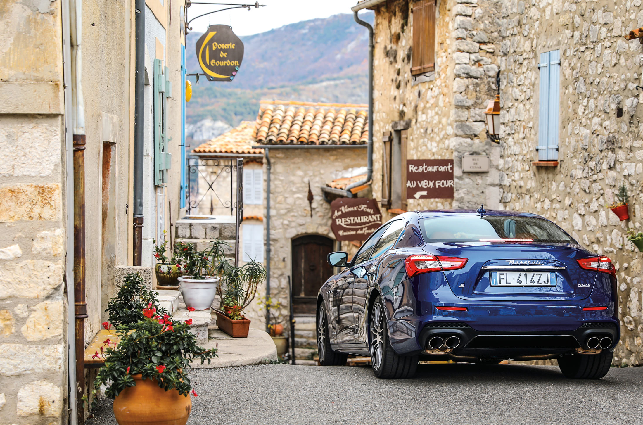 Maserati Ghibli, Ticket to Ride, Spring 2018