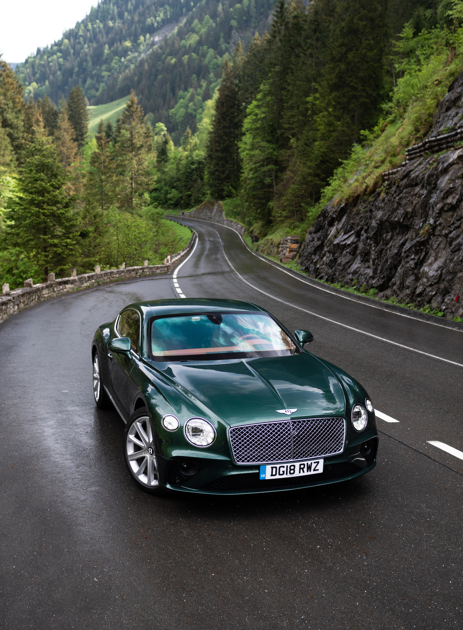 The 2019 Bentley Continental GT | NUVO