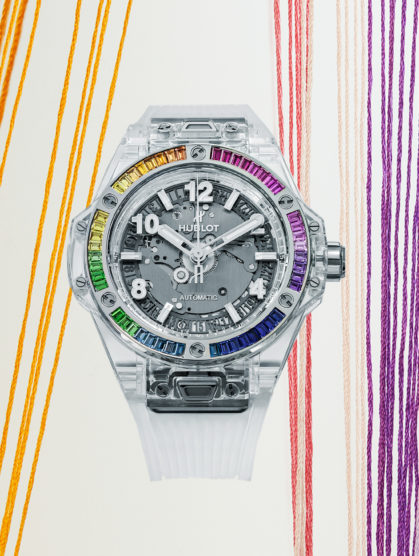 Rainbow Watches, Chronicle, Summer 2018