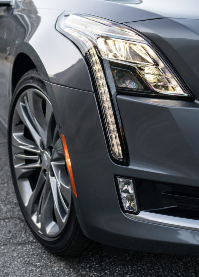 The 2018 Cadillac CT6 Super Cruise, Ticket to Ride, Summer 2018