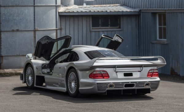 Auction Highlights from Monterey Car Week NUVO