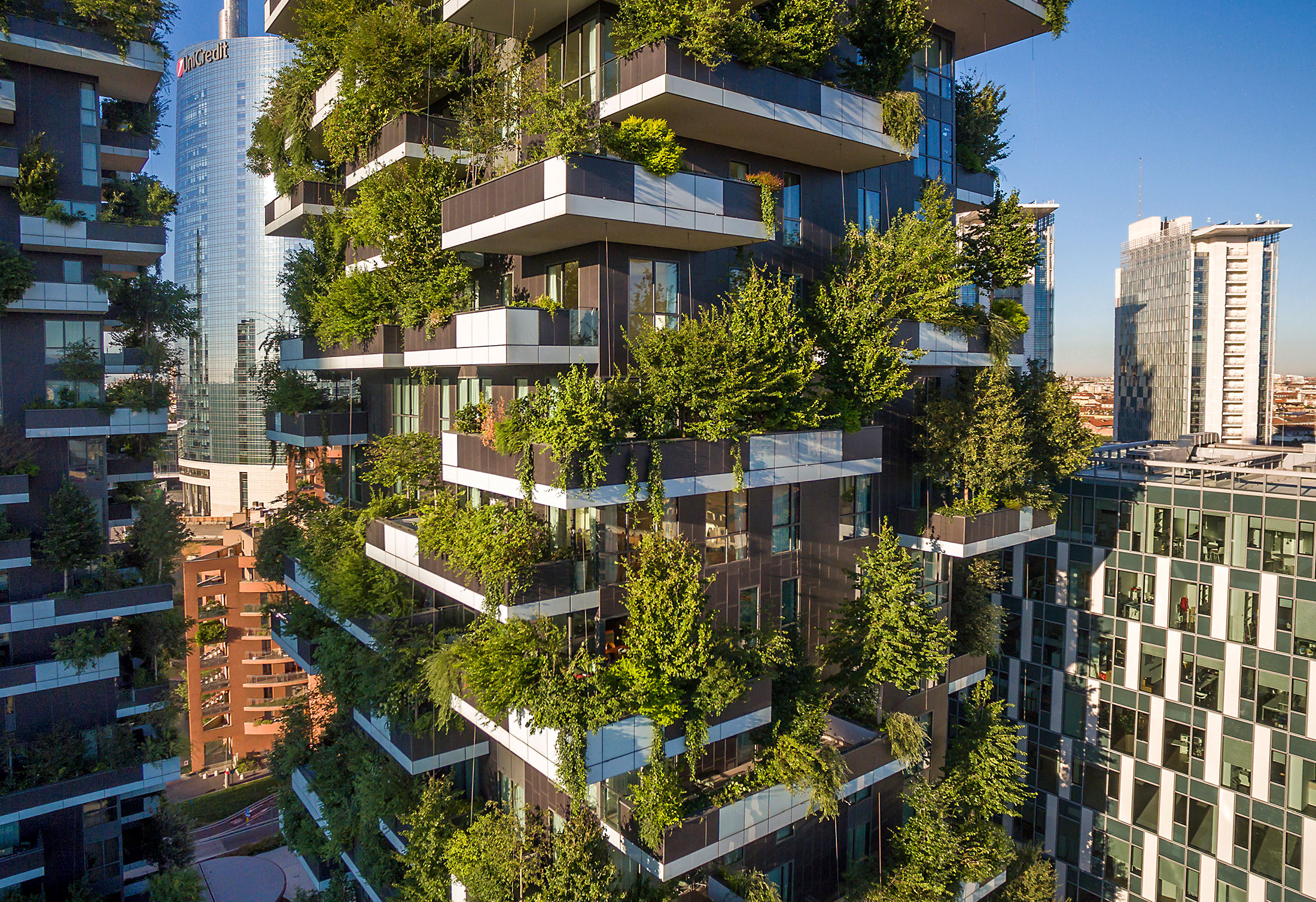 Milan S Futuristic Vertical Forest Nuvo