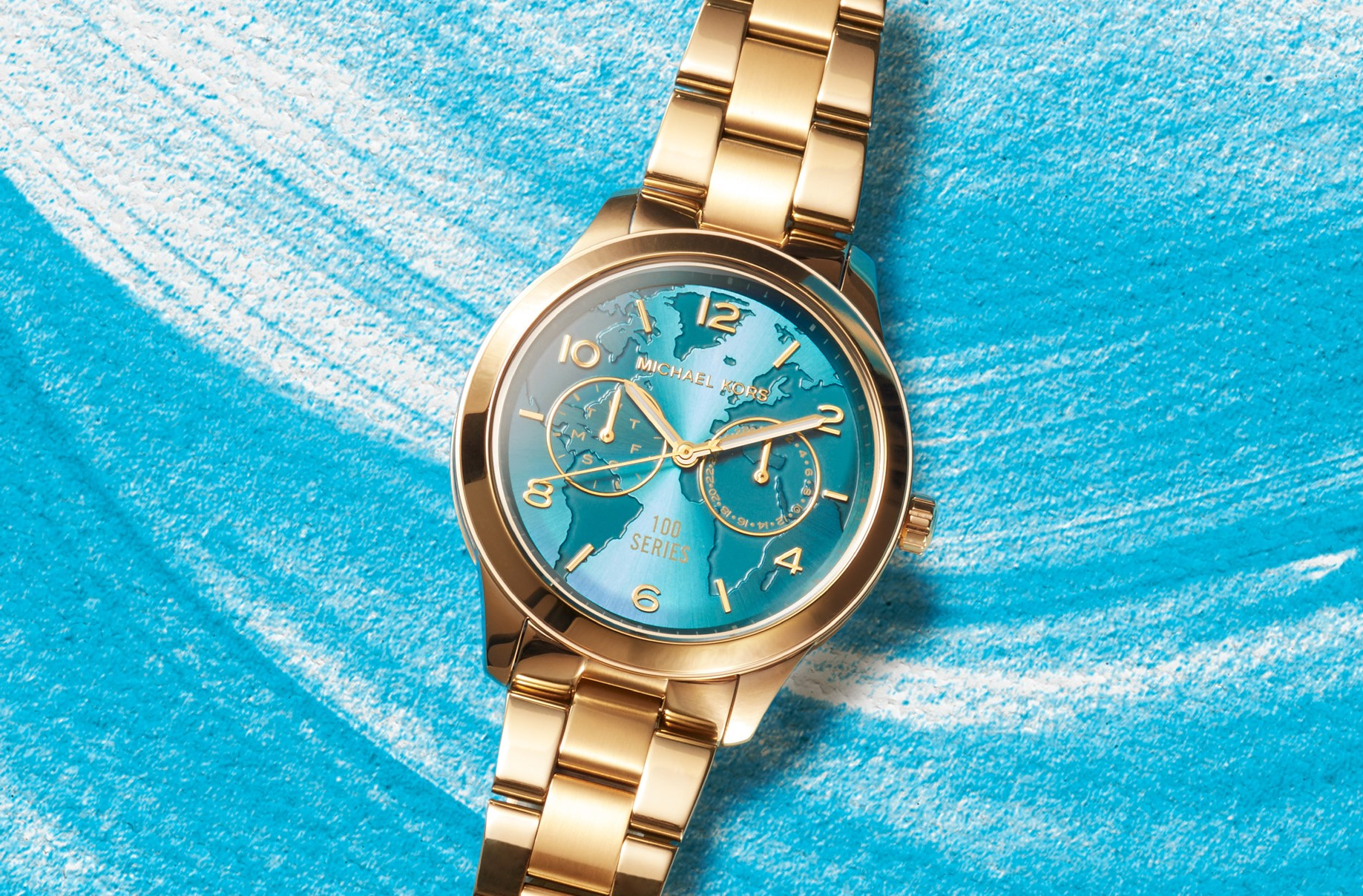 d4cee77d2984 Michael Kors Launches Watch Hunger Stop Campaign