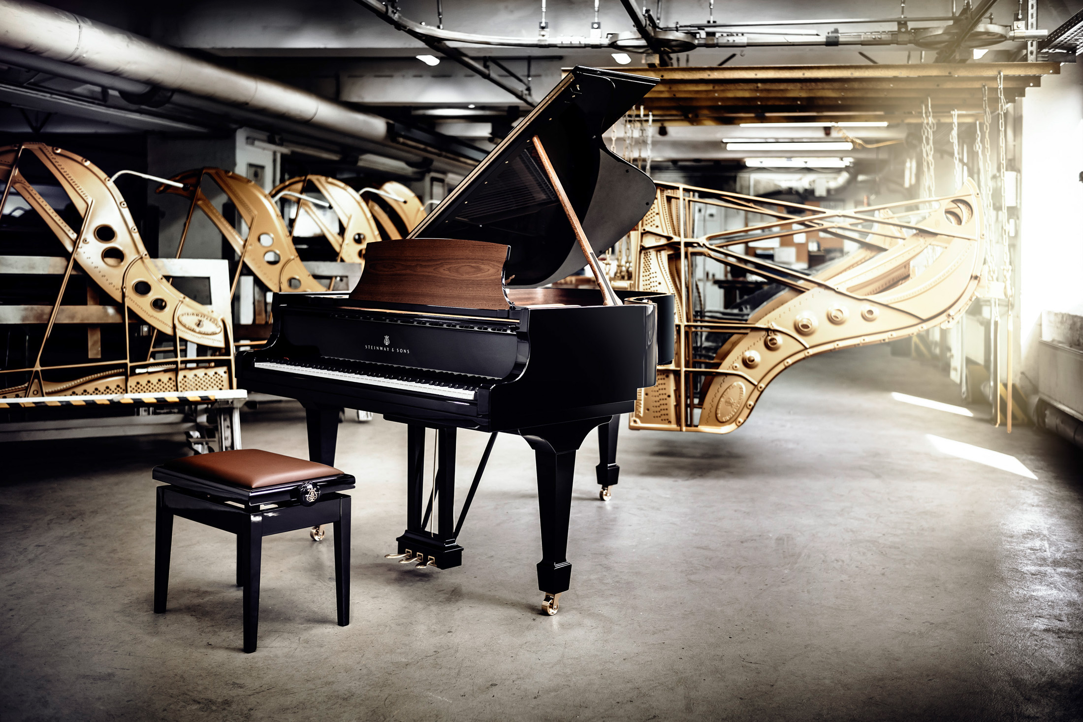 Steinway & Sons NUVO