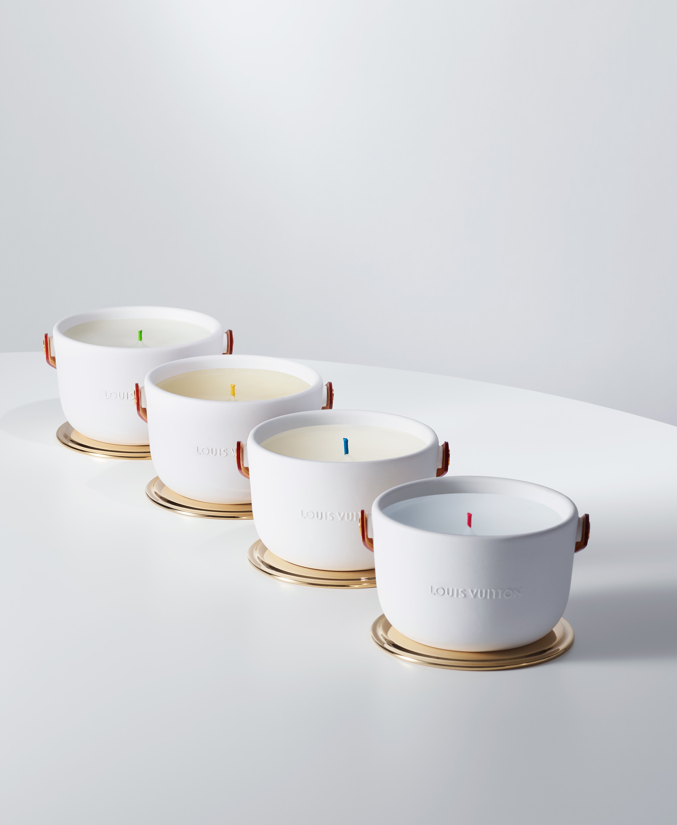 Louis Vuitton's Perfumed Candles