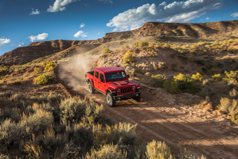 Jeep Gladiator James Stacey NUVO