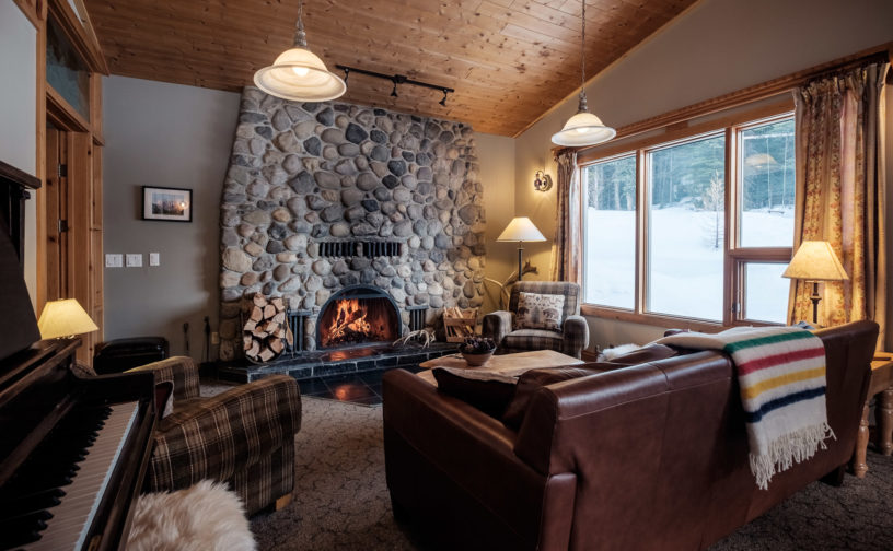 Alberta Winter Getaways NUVO Mount Engadine