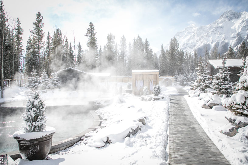 Alberta Winter Getaways NUVO Kananaskis