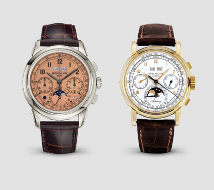 Patek Philippe Chronicle Spring 2019 NUVO