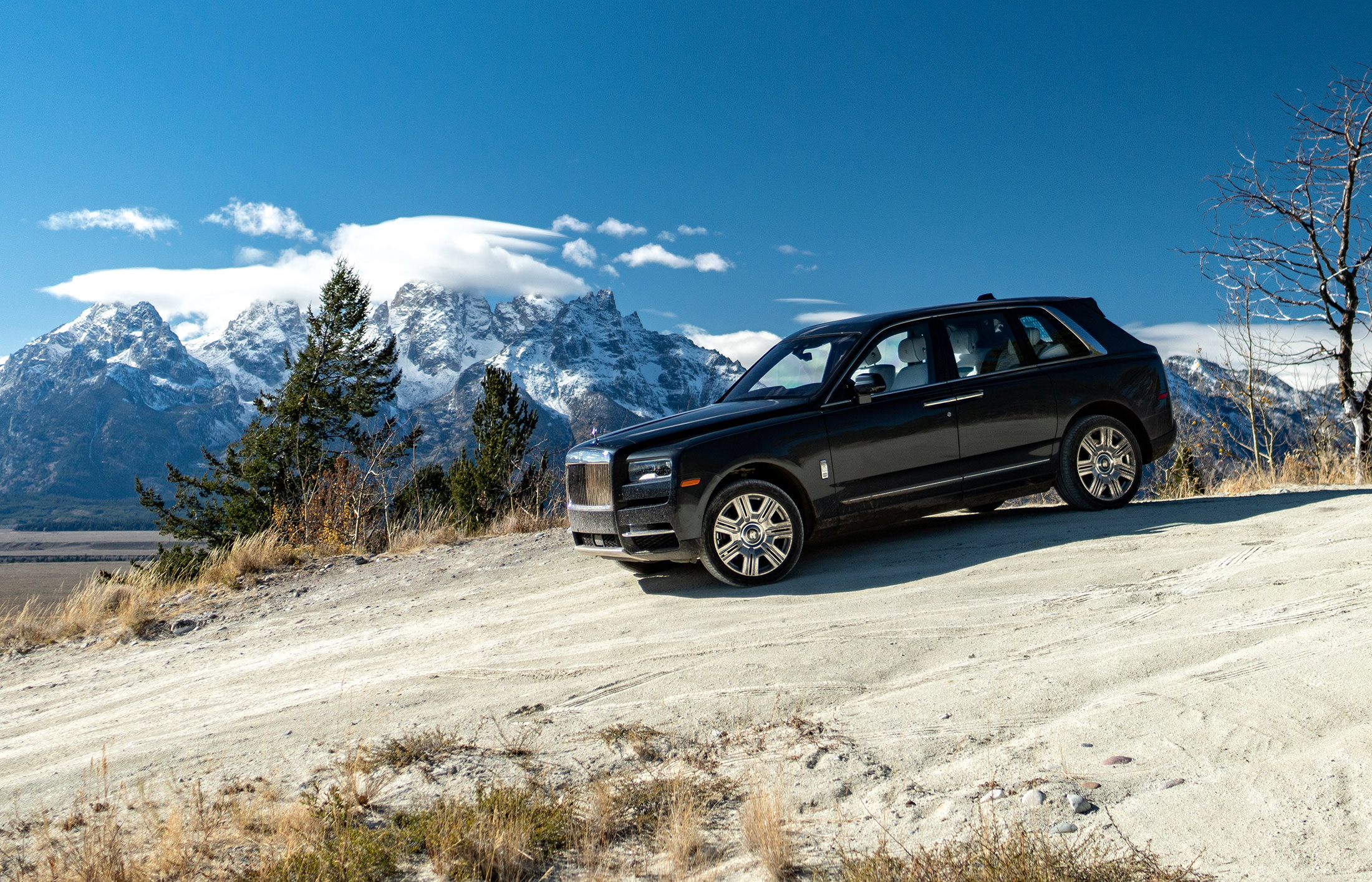 The Rolls-Royce Cullinan - Ticket to Ride NUVO Spring 2019