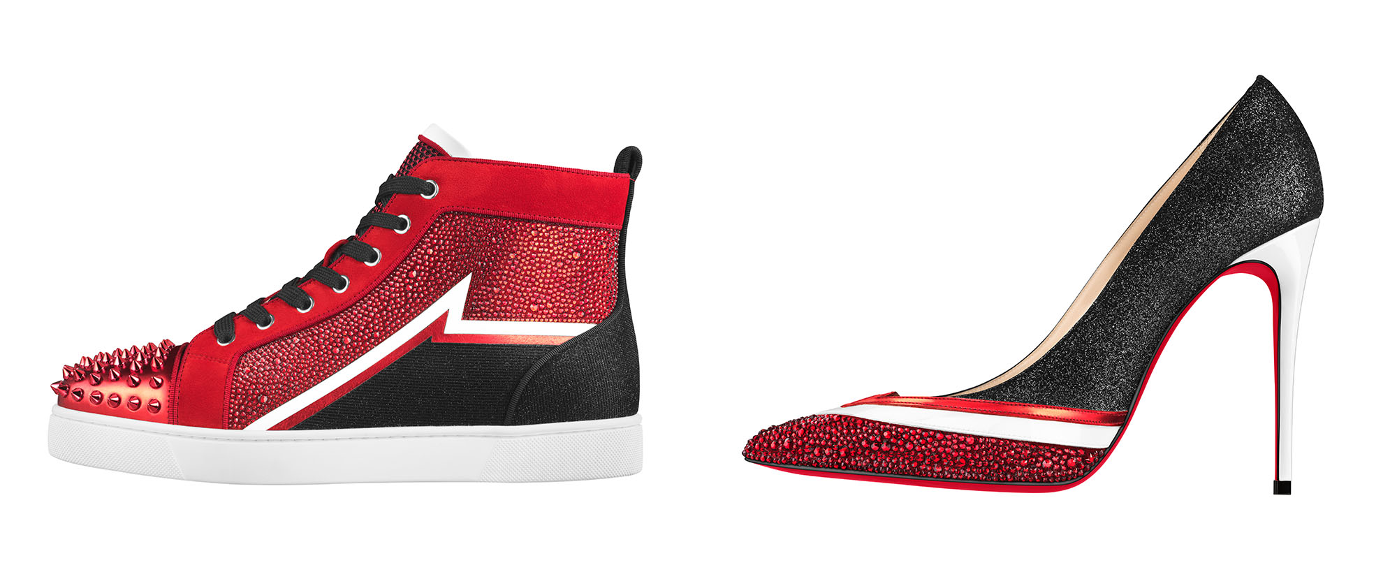 nouvelle collection fb296 2186c Christian Louboutin x Montreal Grand Prix | NUVO