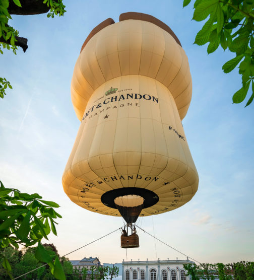 On the Champagne Trail: Moët & Chandon in Épernay, France