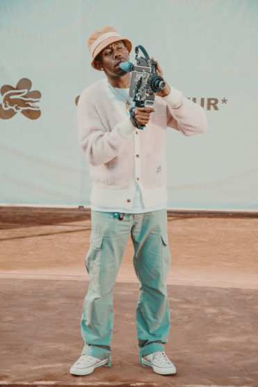 Lacoste S First Collaboration With Tyler The Creator Nuvo