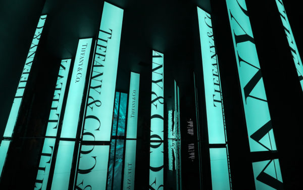 Tiffany & Co. Debuts Vision & Virtuosity Exhibition in Shanghai