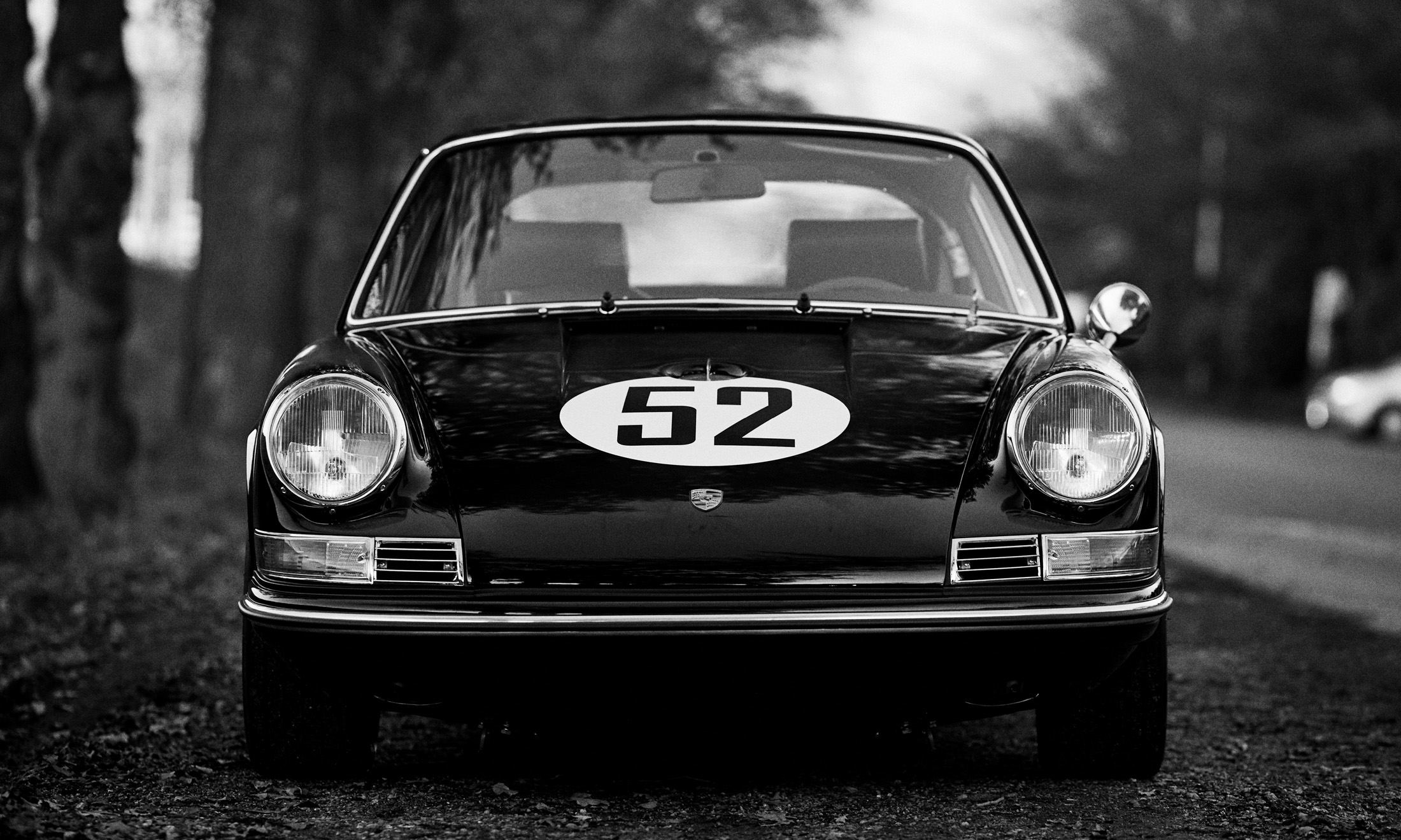 Flatsix Classics, located in Richmond, British Columbia, restores three to four vintage vehicles per year, including this 1970 Porsche 911T.