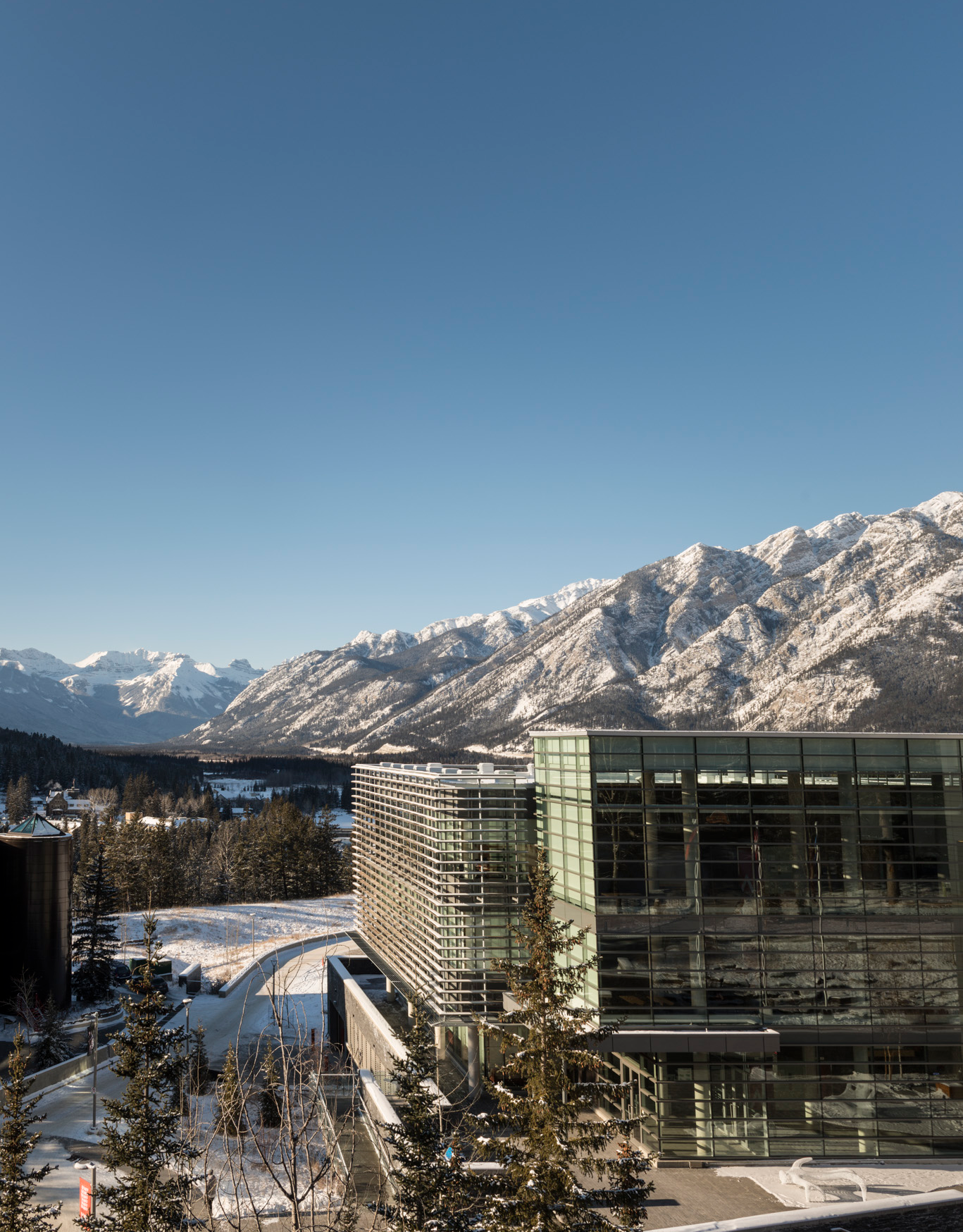 Location: Banff Centre for Arts