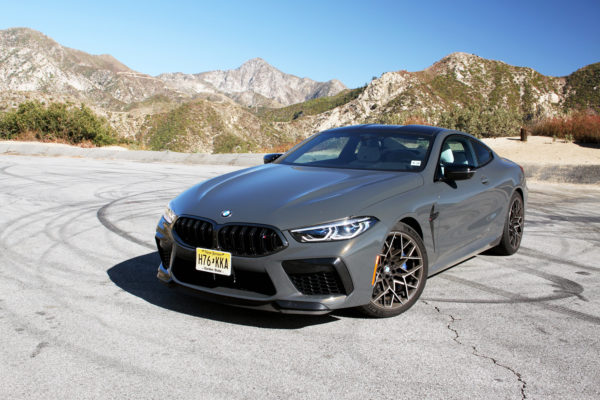 The 2020 BMW M8 Competition Coupe is the Pinnacle of the M Division
