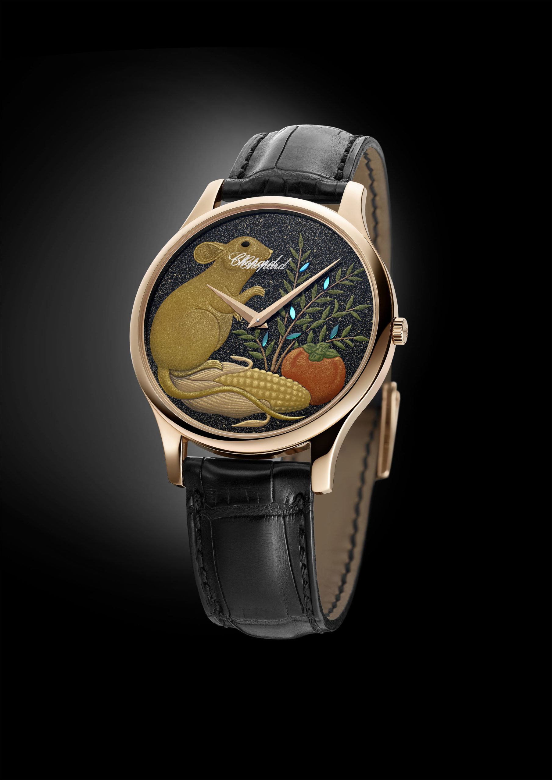 chopard year of the rat watch