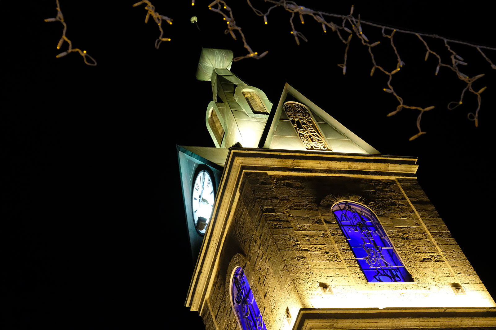 Visit the Jaffa clocktower