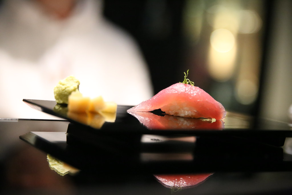 Darren MacLean's omakase is a mix of Japanese and Canadian influences.