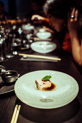 Nupo by Darren MacLean: Calgary's Premiere Omakase Sushi Experience