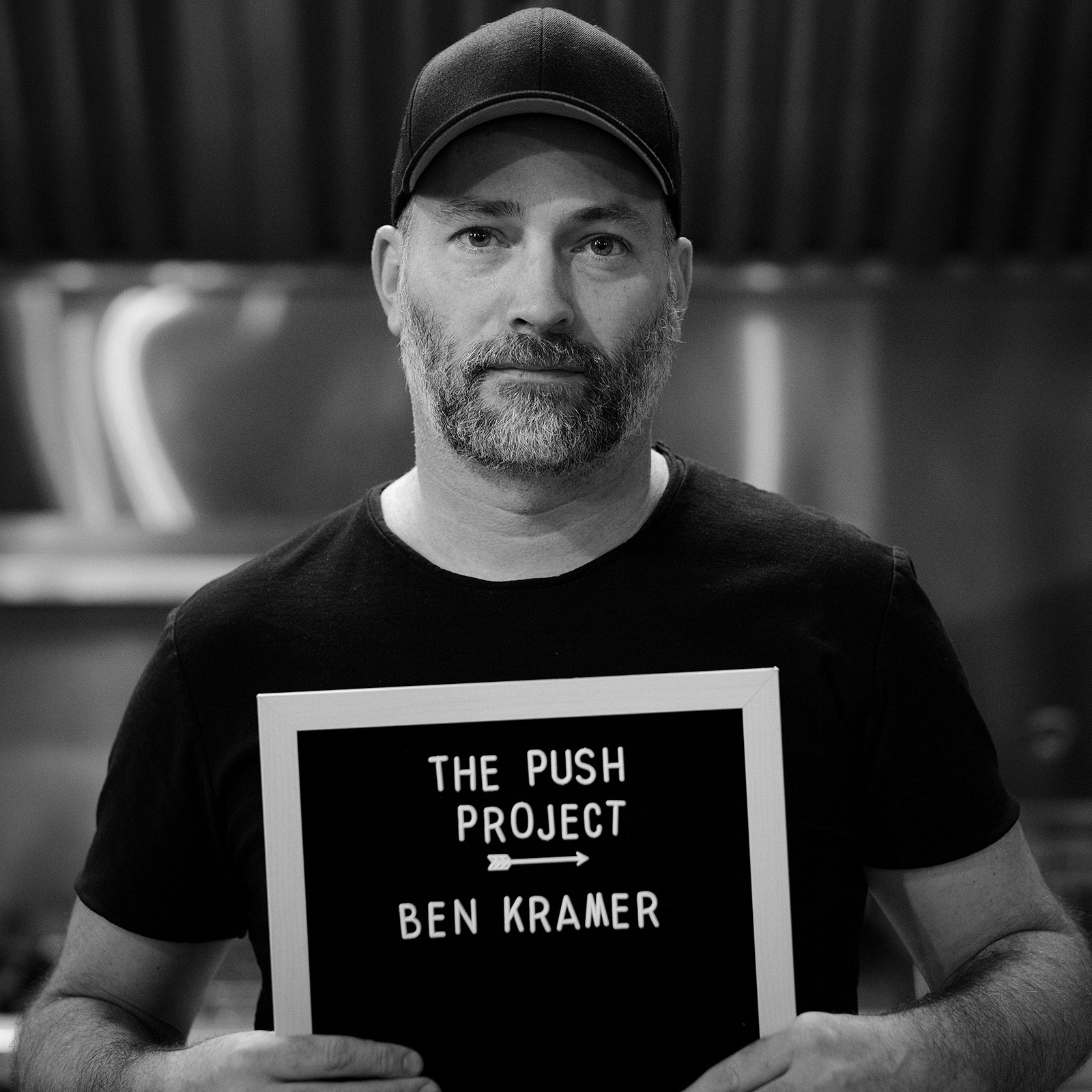 Ben Kramer of the Push Project