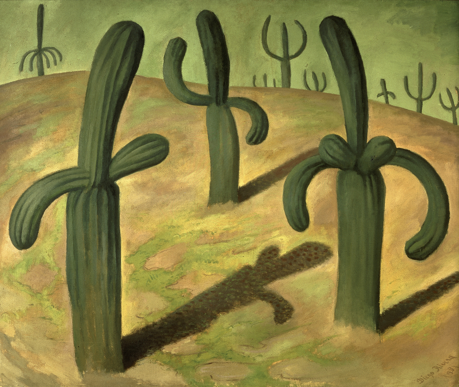 foto de Turbulence and Symbolism in Modern Mexican Art | NUVO