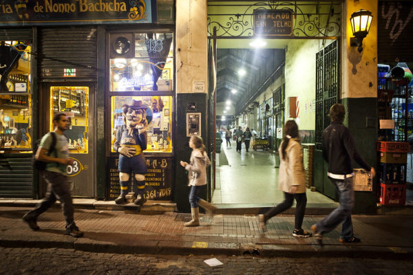 The World's 12 Best Food Halls from Six Continents