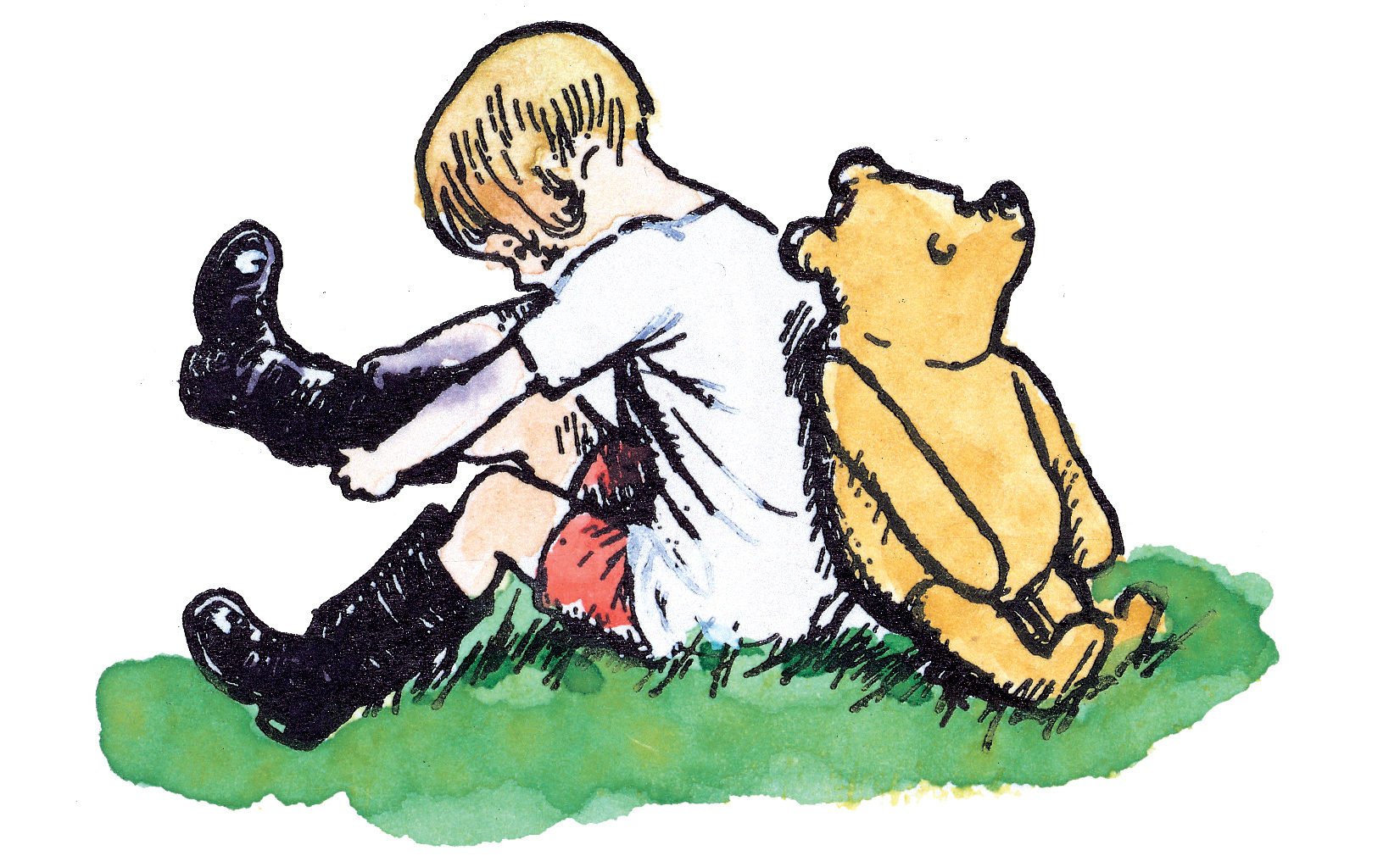The Canadian story behind Winnie the Pooh