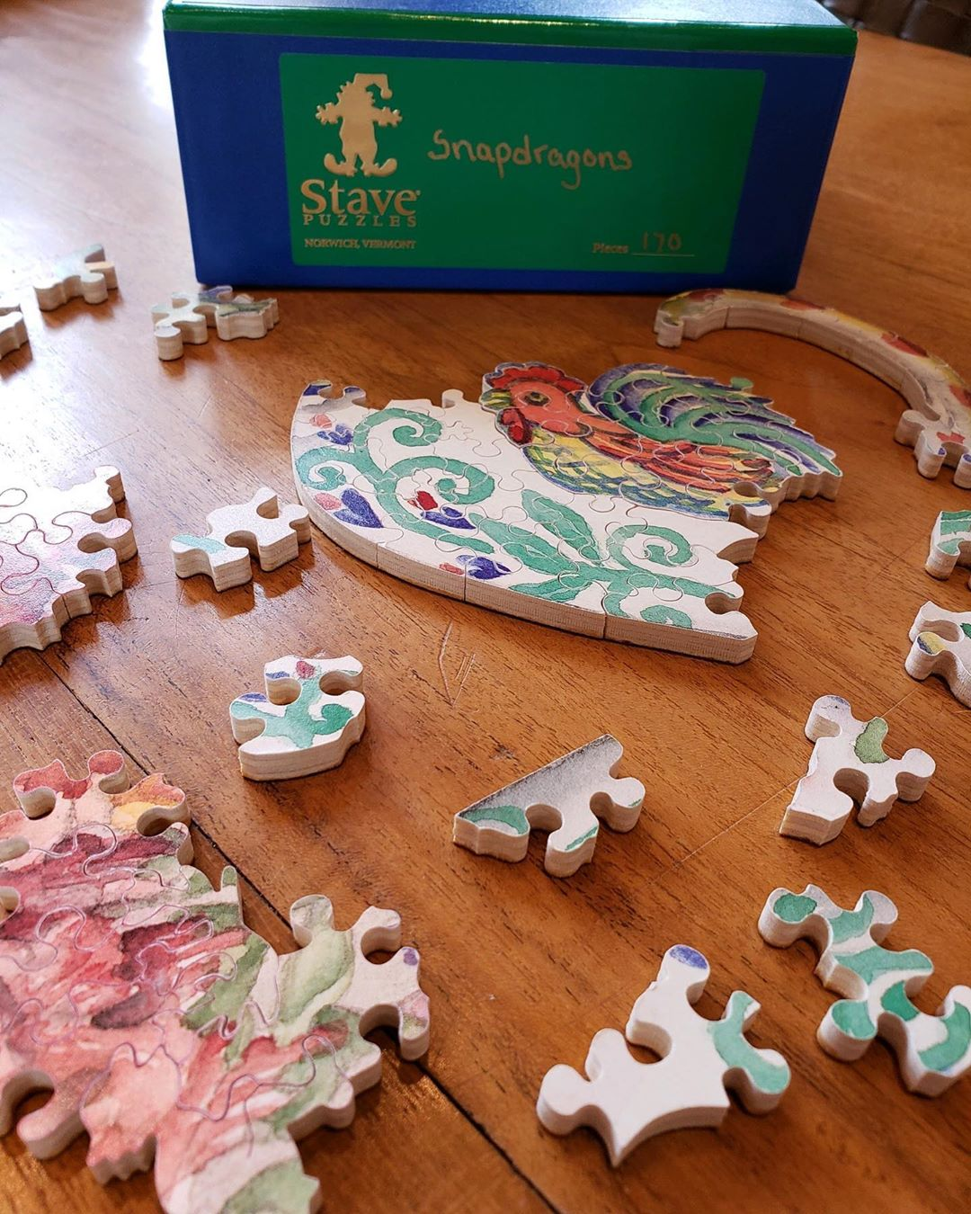 luxe jig saw puzzles