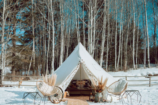 Glamping and Nature Retreats in Canada to Visit as Restrictions Ease