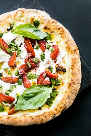 Homemade Pizza: A History and Two Distinct Recipes
