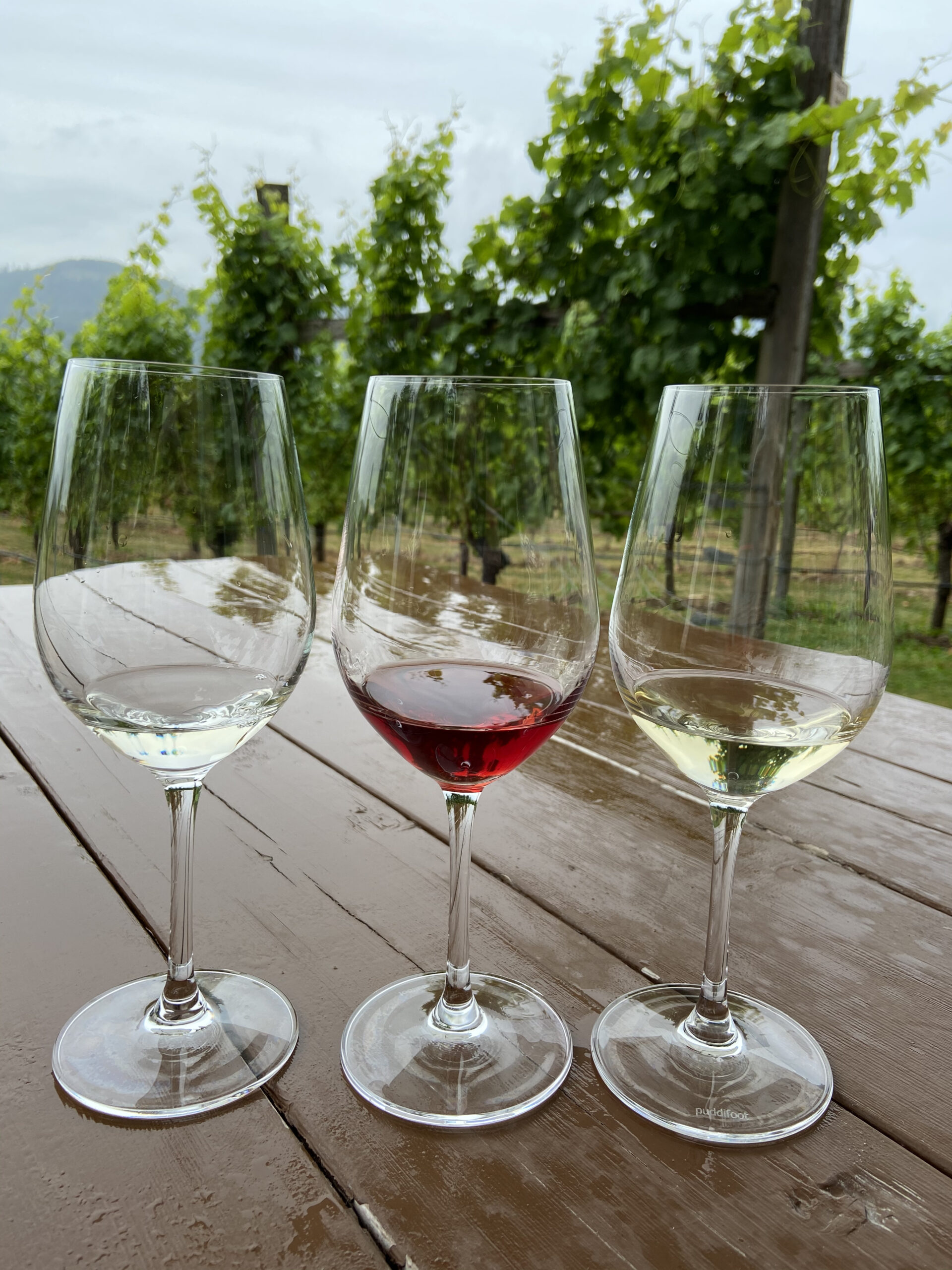 Cowichan valley wine