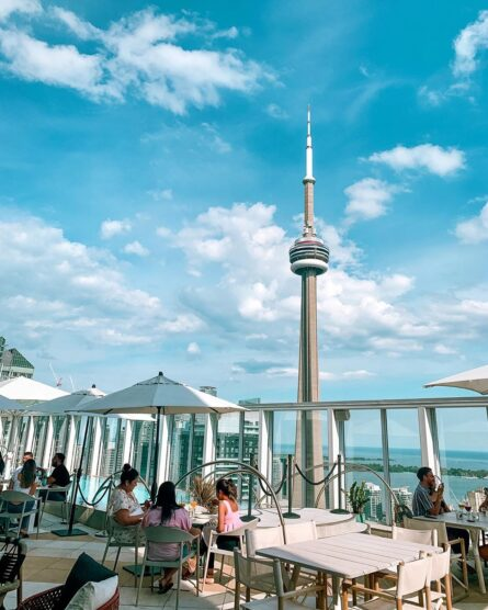 8 Toronto Patios Open Now for Dine-In