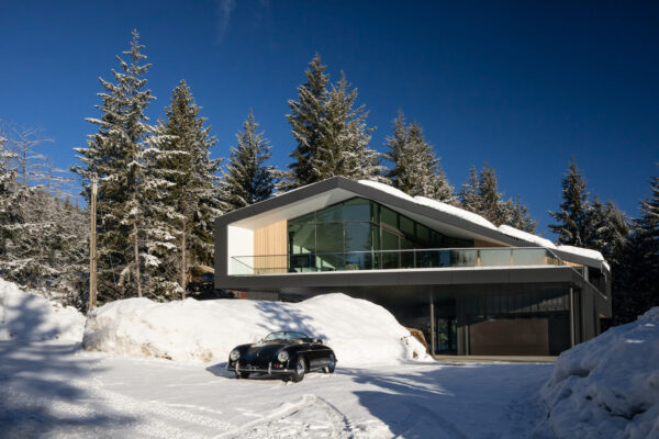 Alpine Meadows Is a Stunning Whistler Residence