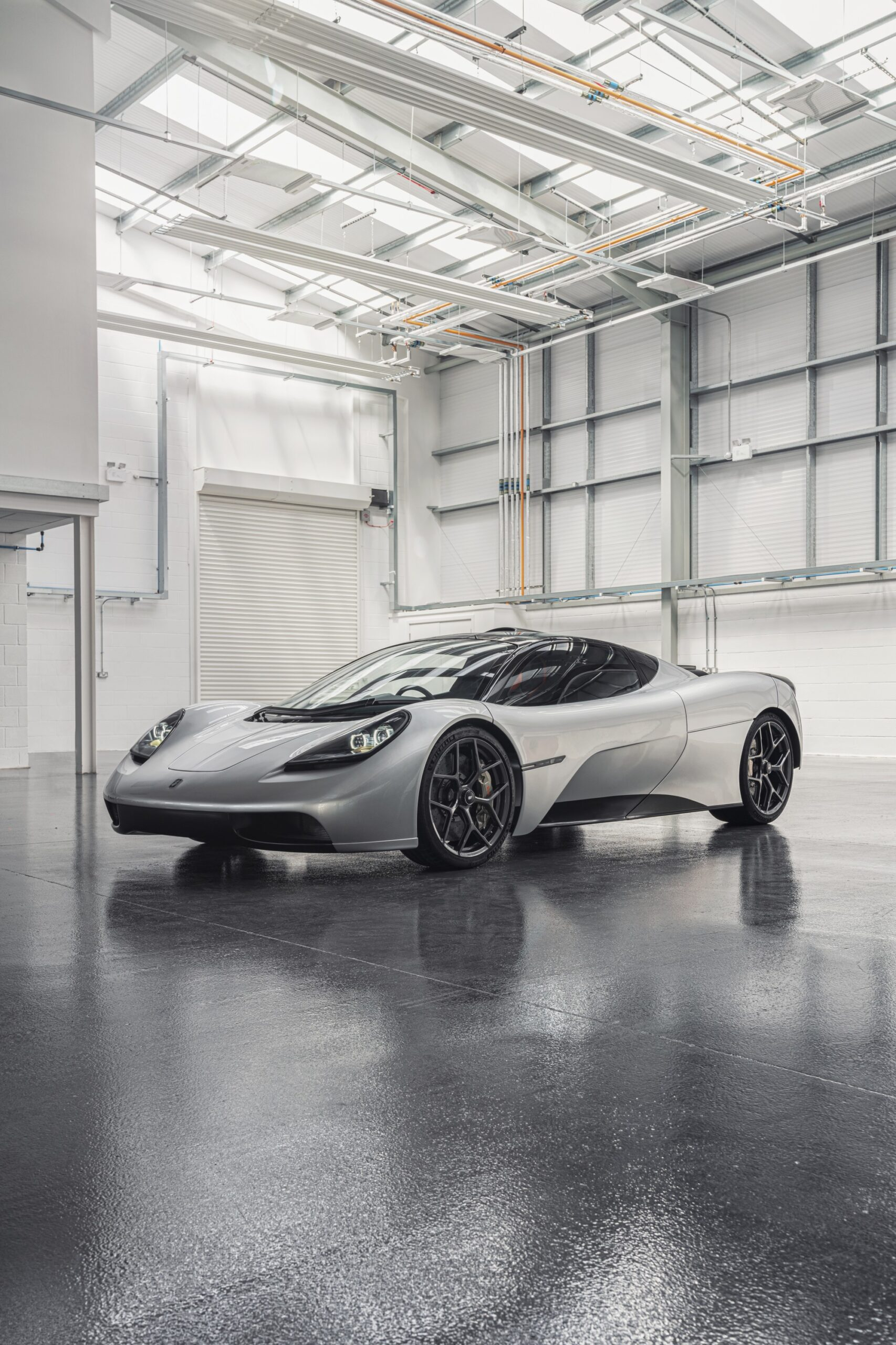 The Gordon Murray T.50 Is Here as the True Successor to the McLaren F1