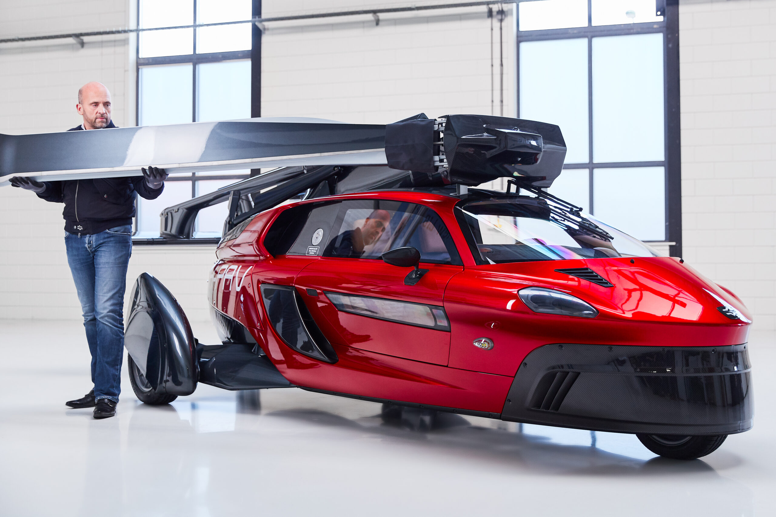 Flying Cars Are Finally Here For Commercial Use Nuvo