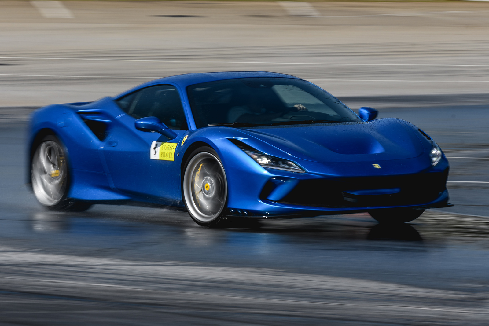 The Ferrari F8 Tributo Is Emotionally Electrifying Nuvo