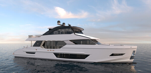 Ocean Alexander's New 27E Is One of the Most Spacious to Date