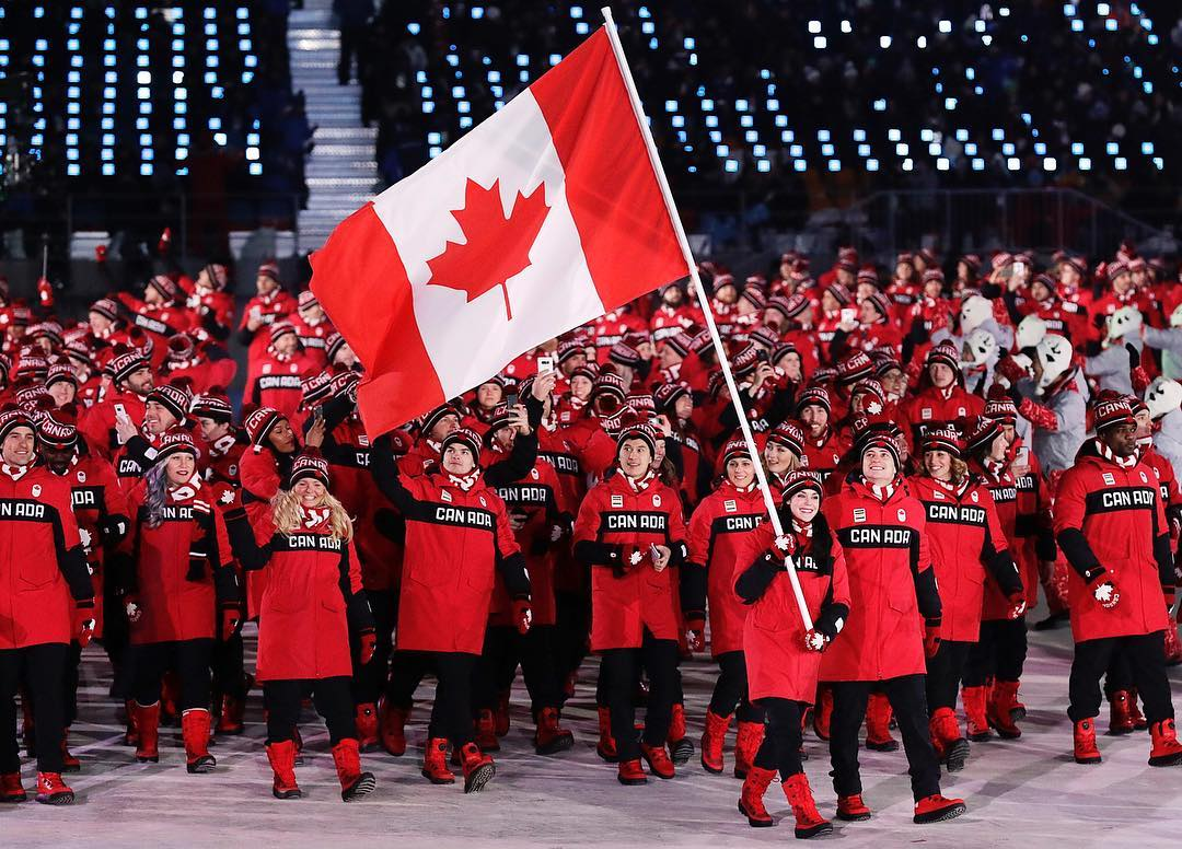 Pivotal Moments in Canada's Legendary Olympic Style