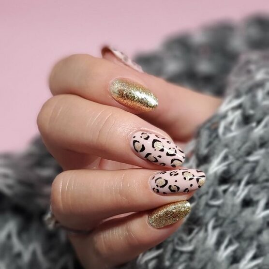 Awesome Animal Print Nail Art That You Can Do At Home