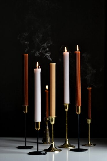 Candles are Making a comeback and we're thrilled - cover