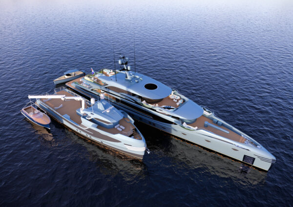 Over-the-Top Yacht Concepts