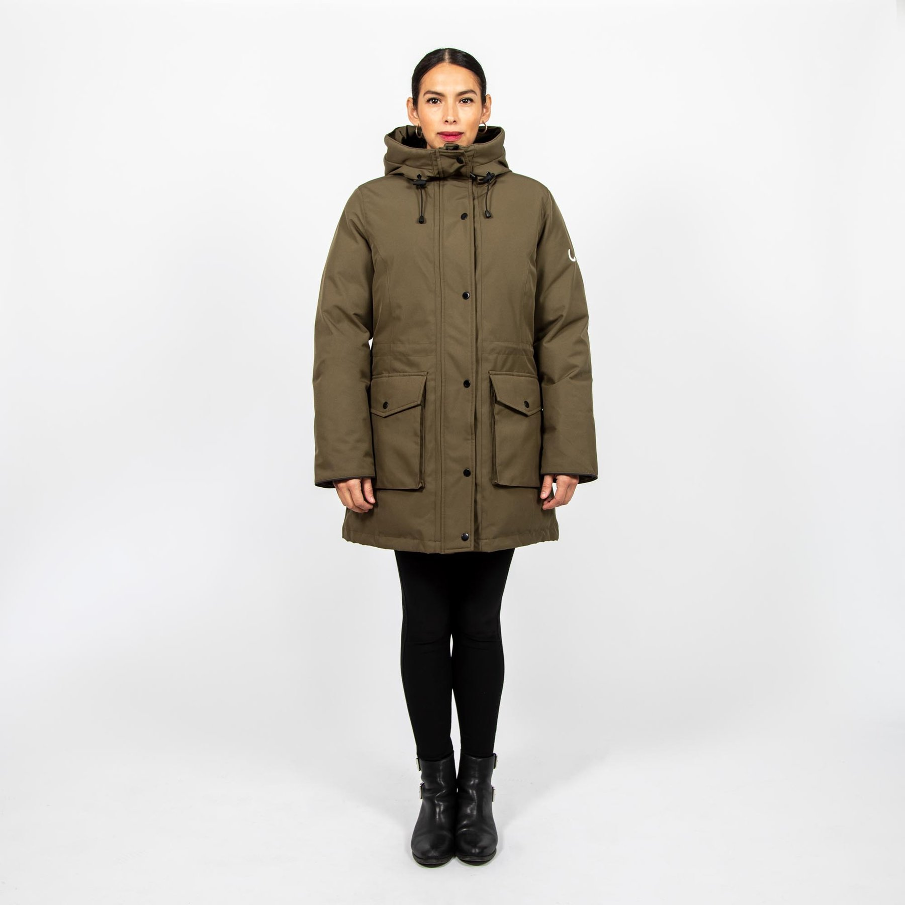 outerwear sustainable canada women