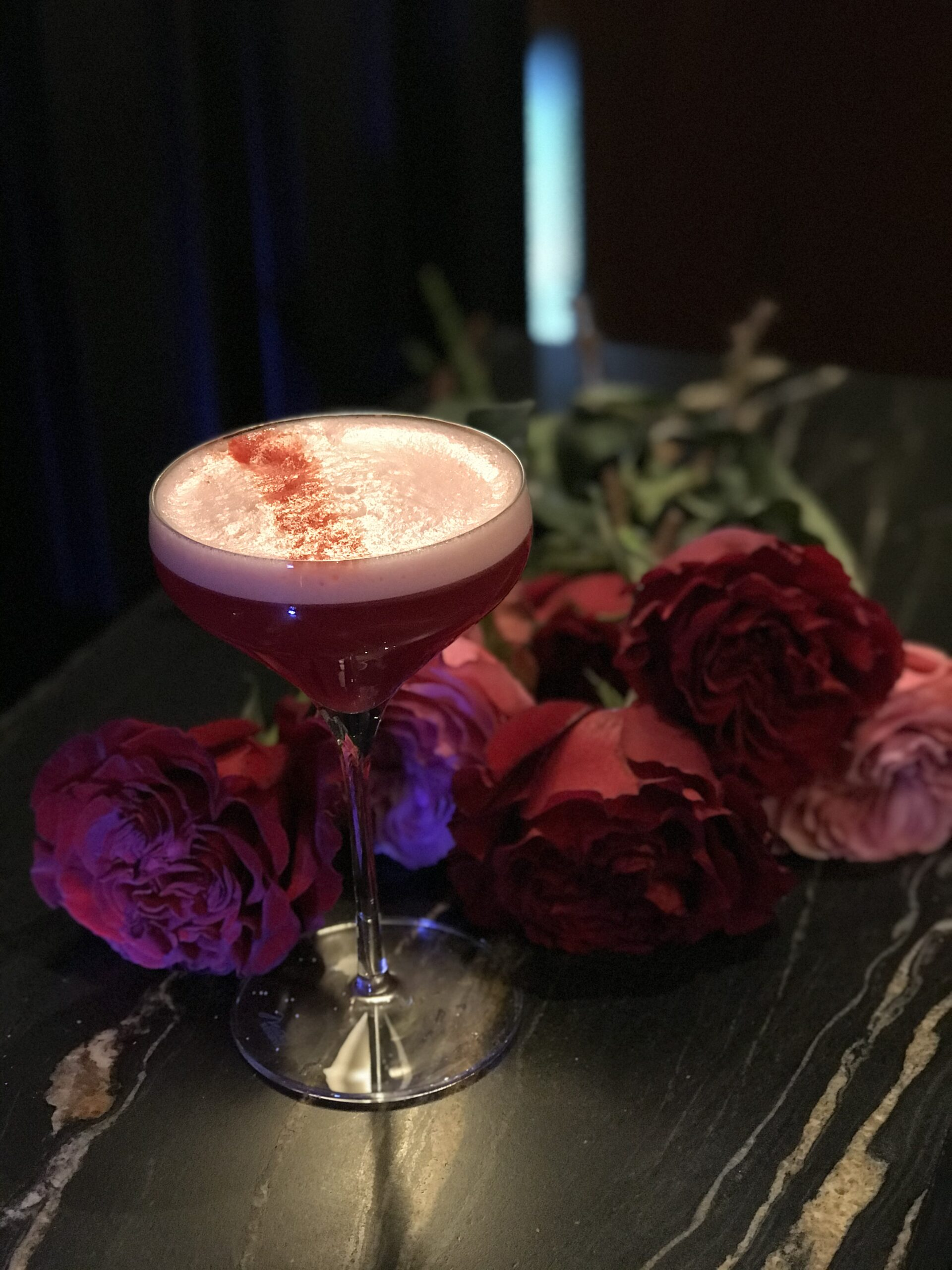 Cocktail Recipes for Valentine's Day