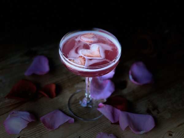 6 Cocktail Recipes for Valentine's Day